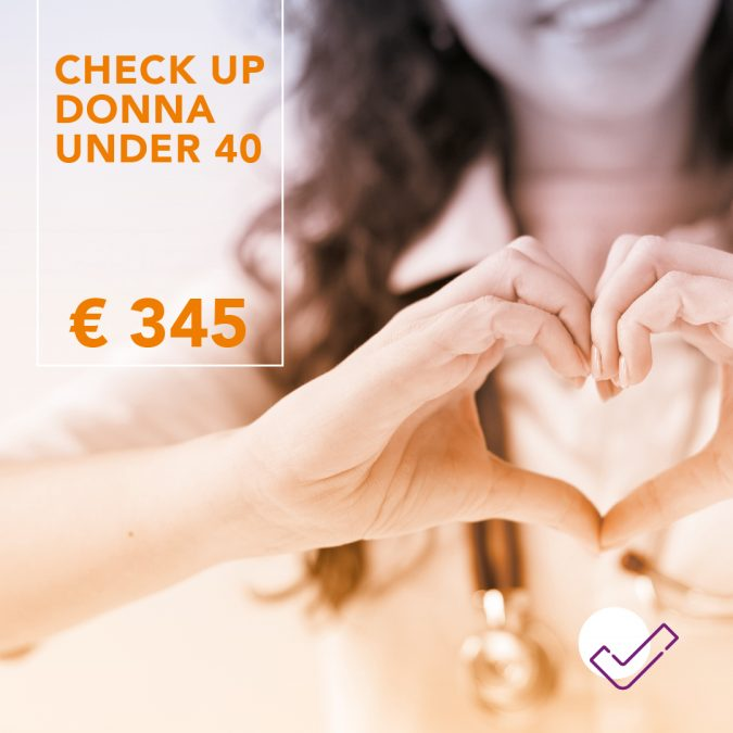 Check-up donna under 40