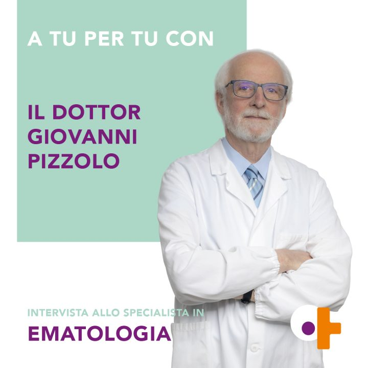 Ematologo Verona Cems Prof. Giovanni Pizzolo