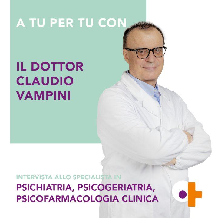 Ansia depressione disturbo bipolare disturbi dell'anziano Dr Vampini CEMS Verona