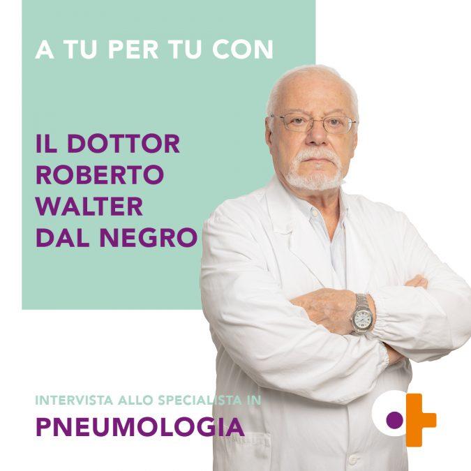 Dottor Walter Dal Negro | valutazione danni polmonari pazienti post covid-19